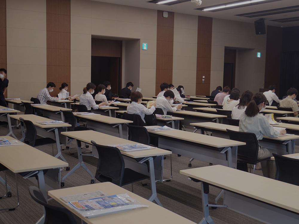 TOP企業 業界研究 & インターンシップセミナー ブンナビ