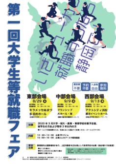 大学生等就職フェア 静岡県(ふじのくに)