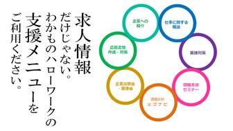 就職支援セミナー 広島わかものハローワーク